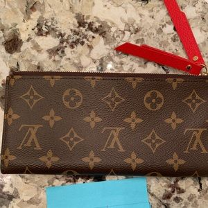 Louis Vuitton Adele wallet brand new